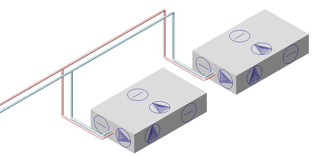 HYDRONICPACK Łączenie 3D 2