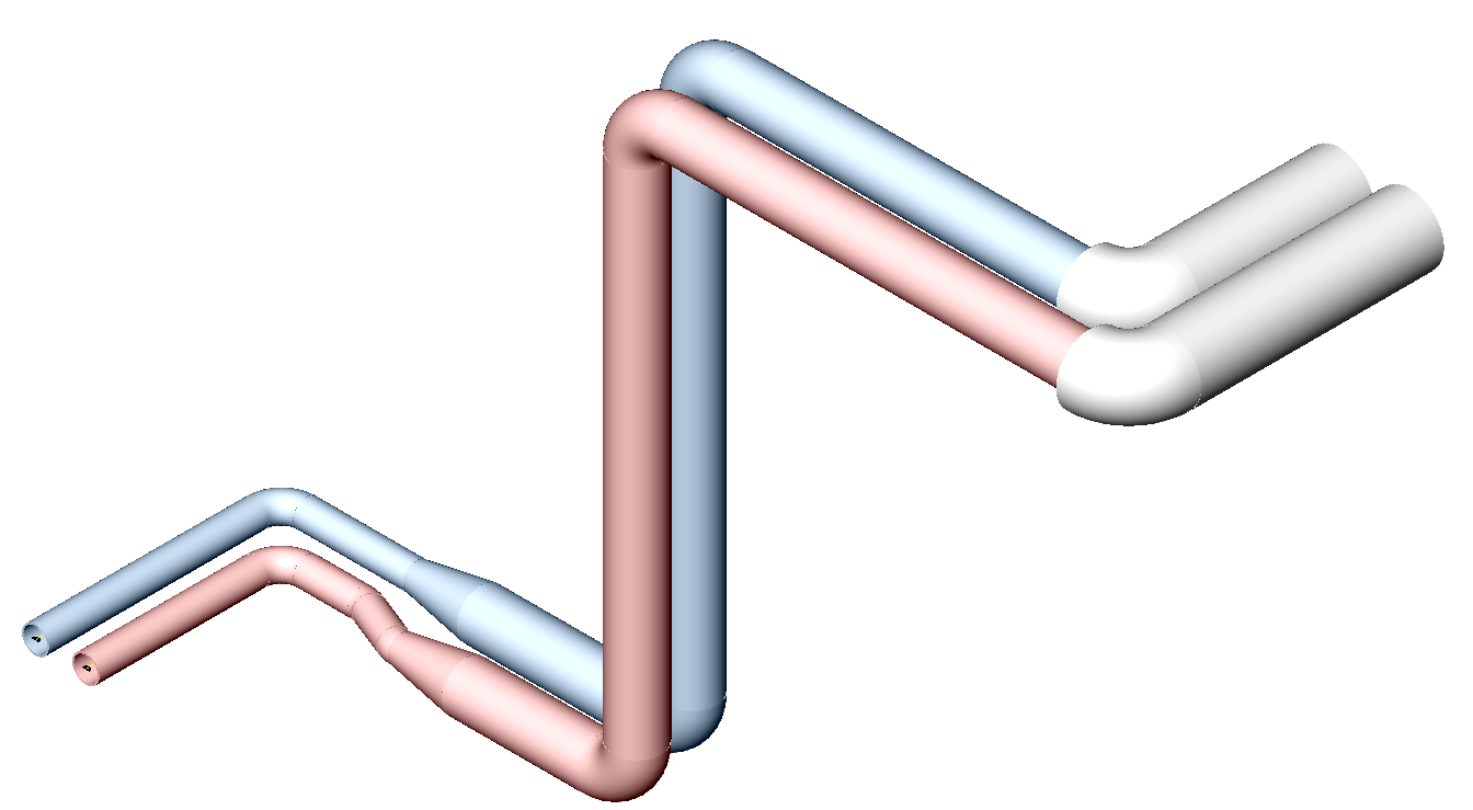 HYDRONICPACK Ciągłe rysowanie 3D 2