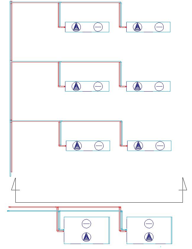 HYDRONICPACK Przekrój 2D 1