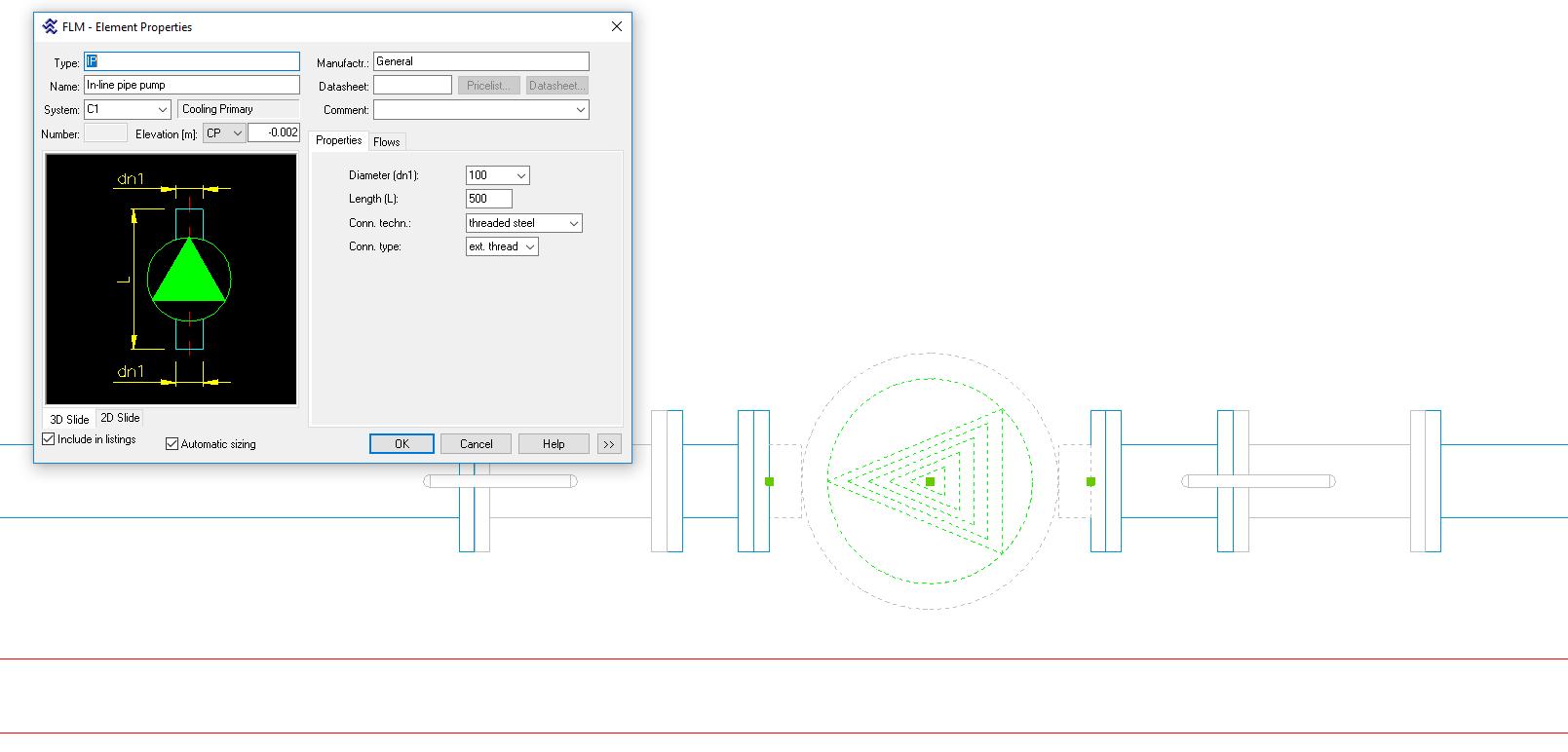 HYDRONICPACK Placing elements 2D 2 EN 1