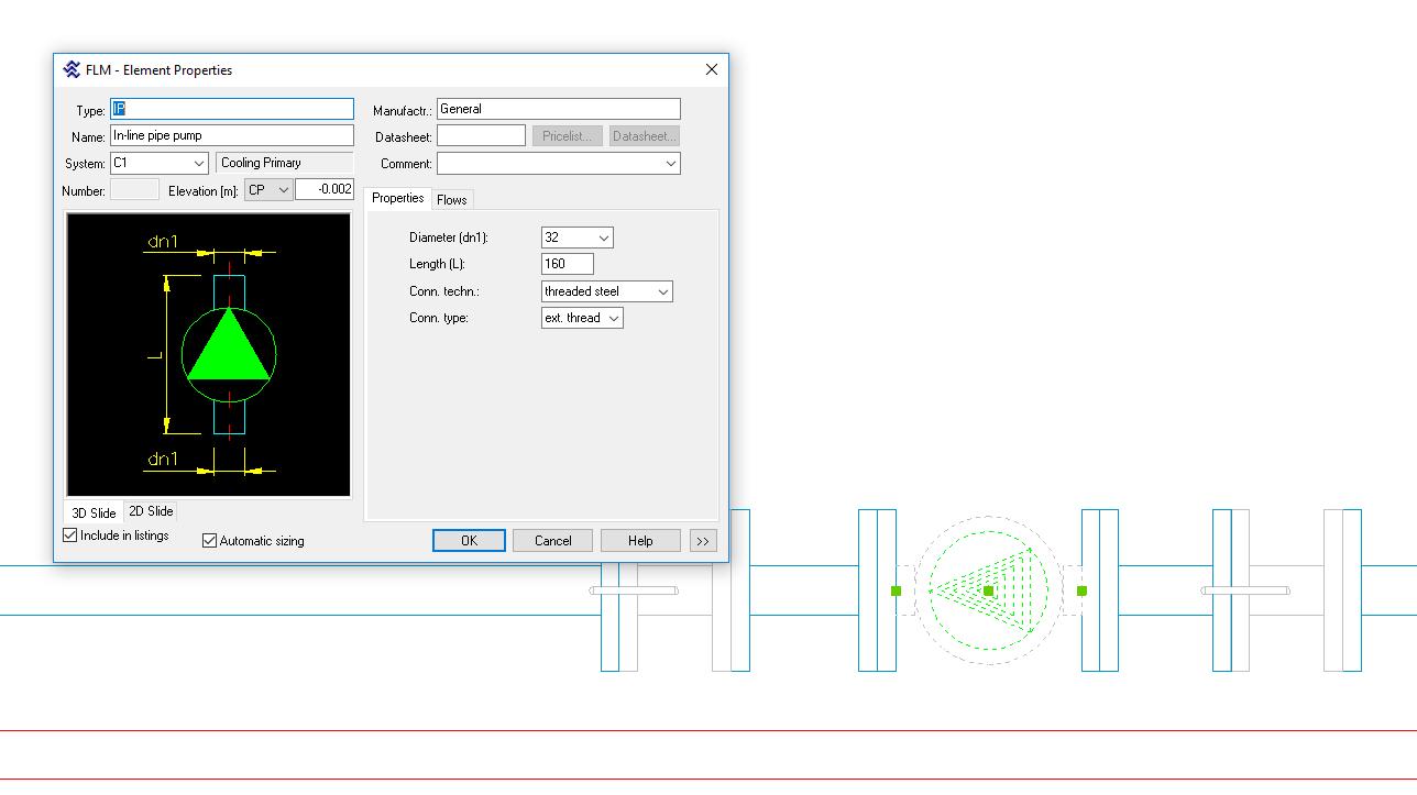 HYDRONICPACK Placing elements 2D 2 EN