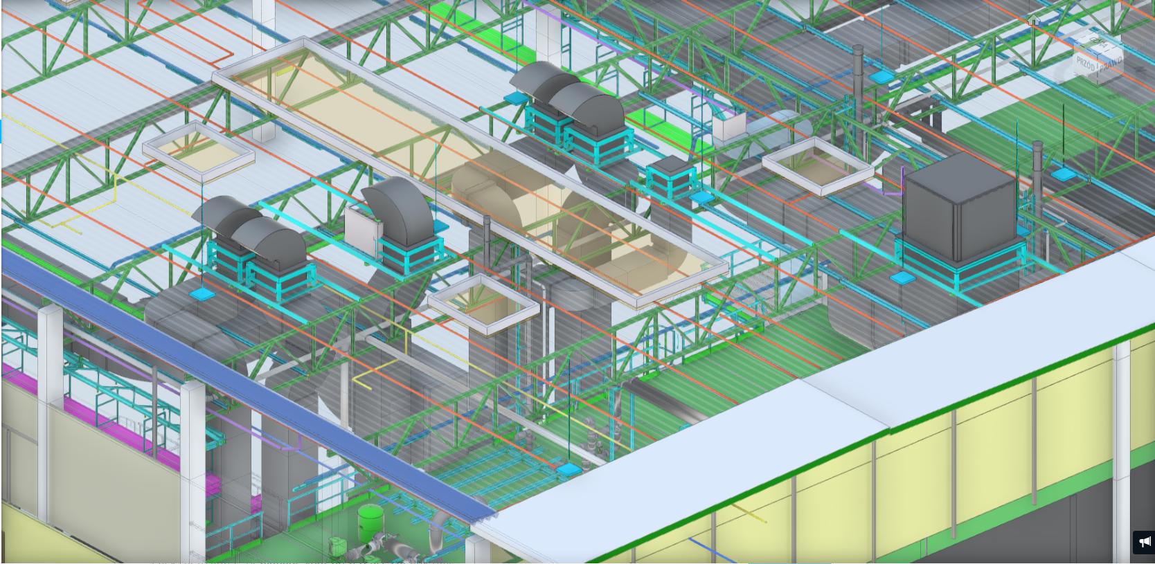 Ventpack CAD & BIM Technology